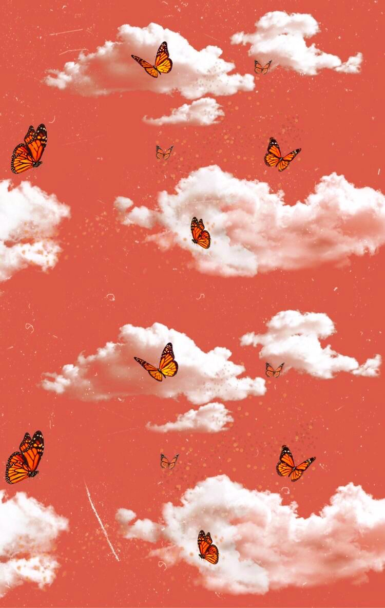Pin By Bun Lee On Wallpapers Quotes Butterfly Wallpaper Iphone Cute Patterns Wallpaper Butterfly Wallpaper