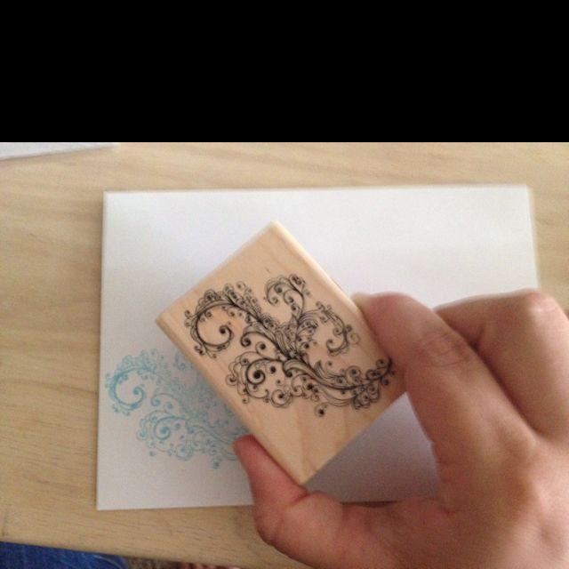 DIY creative colorful wedding envelop