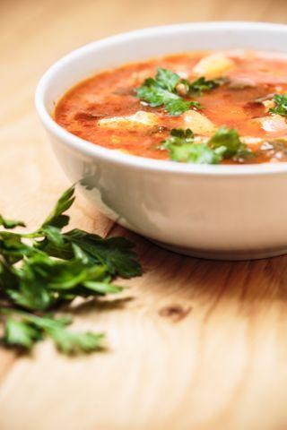 Les meilleures recettes de soupes détox pour soulager notre foie !