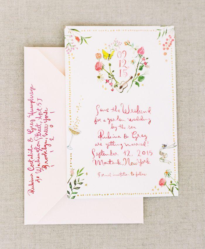 The Best of 2016 Wedding Invitations