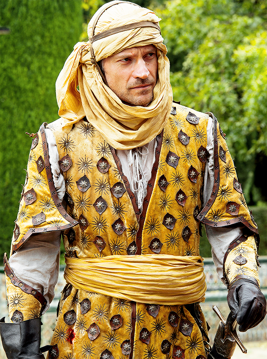 Jaime Lannister - Unbowed, Unbent, Unbroken - Season 5 Episode 6
