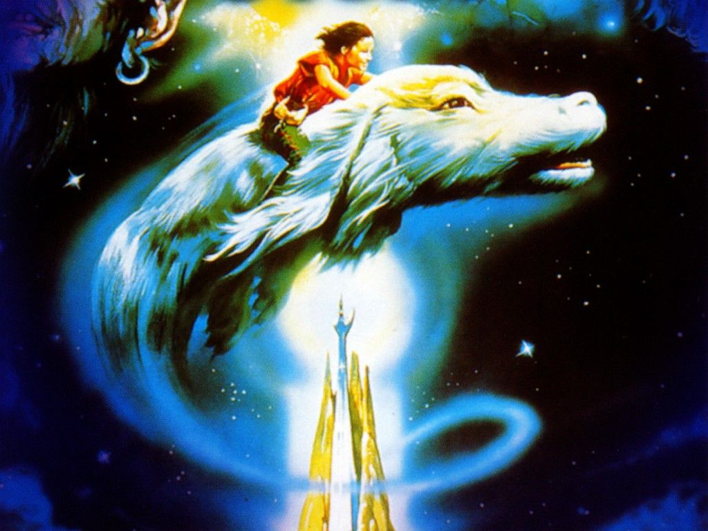 Movies Wallpaper The Neverending Story The Neverending Story