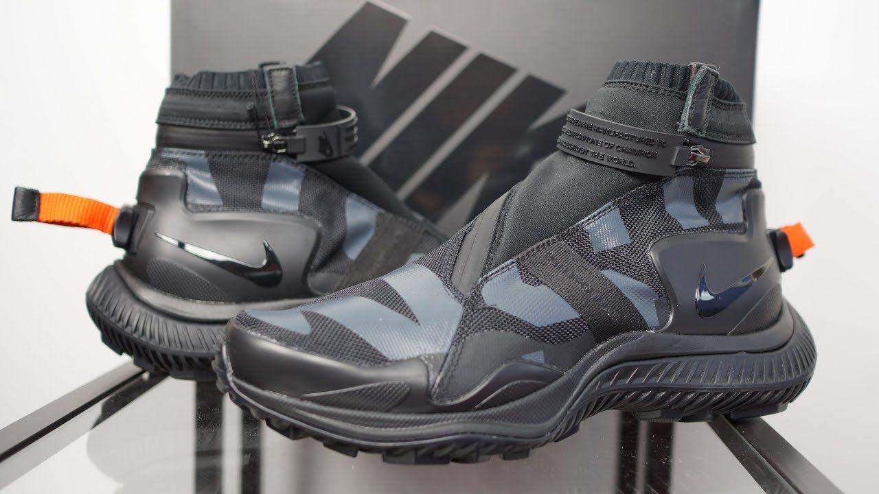 Nike ACG Gaiter Boot + on Feet!  819bfefb4