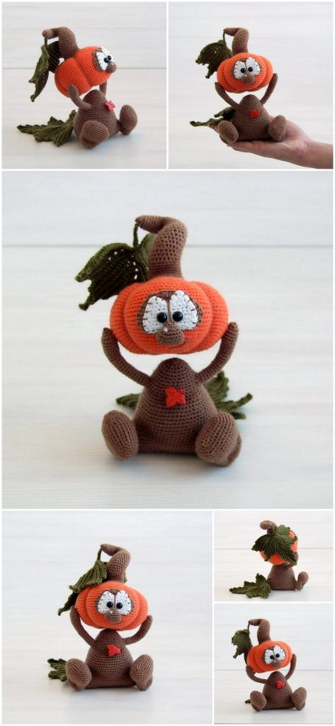 Animal Kingdom Amigurumi Patterns - Amigurumi #knittedtoys