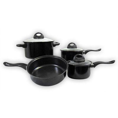 ROYAL COOK 7-Piece Cookware Set