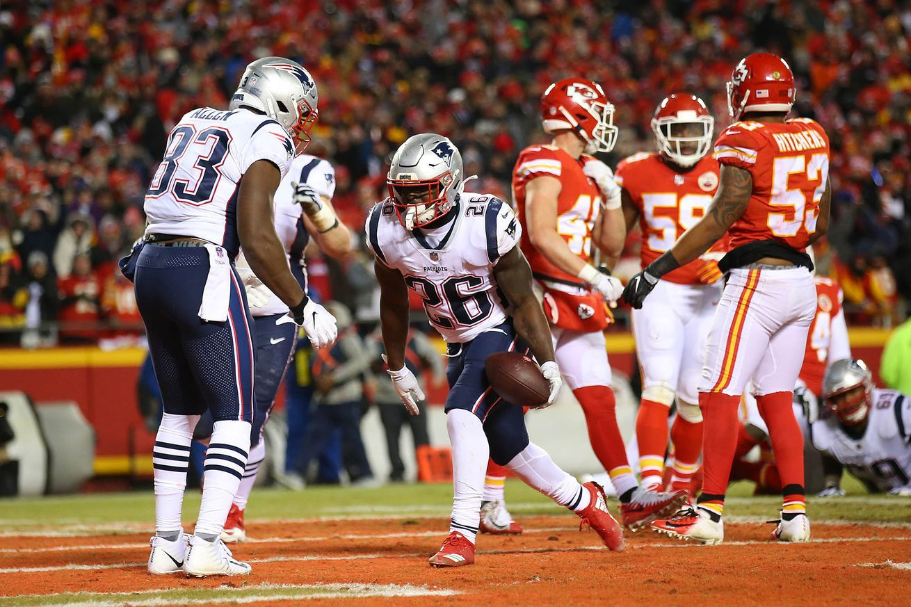 Live blog and highlights from PatriotsChiefs in the AFC