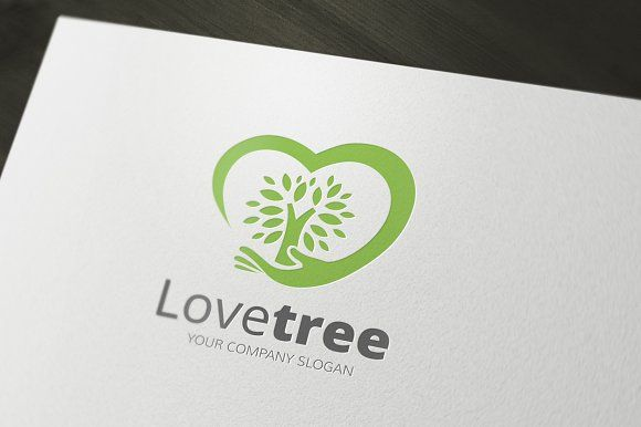 Pin by danielle lopez on logo pinterest tree logos logo love tree logo templates logo template features 100 scalable vector files everything is editable everything i by super pig shop pronofoot35fo Choice Image