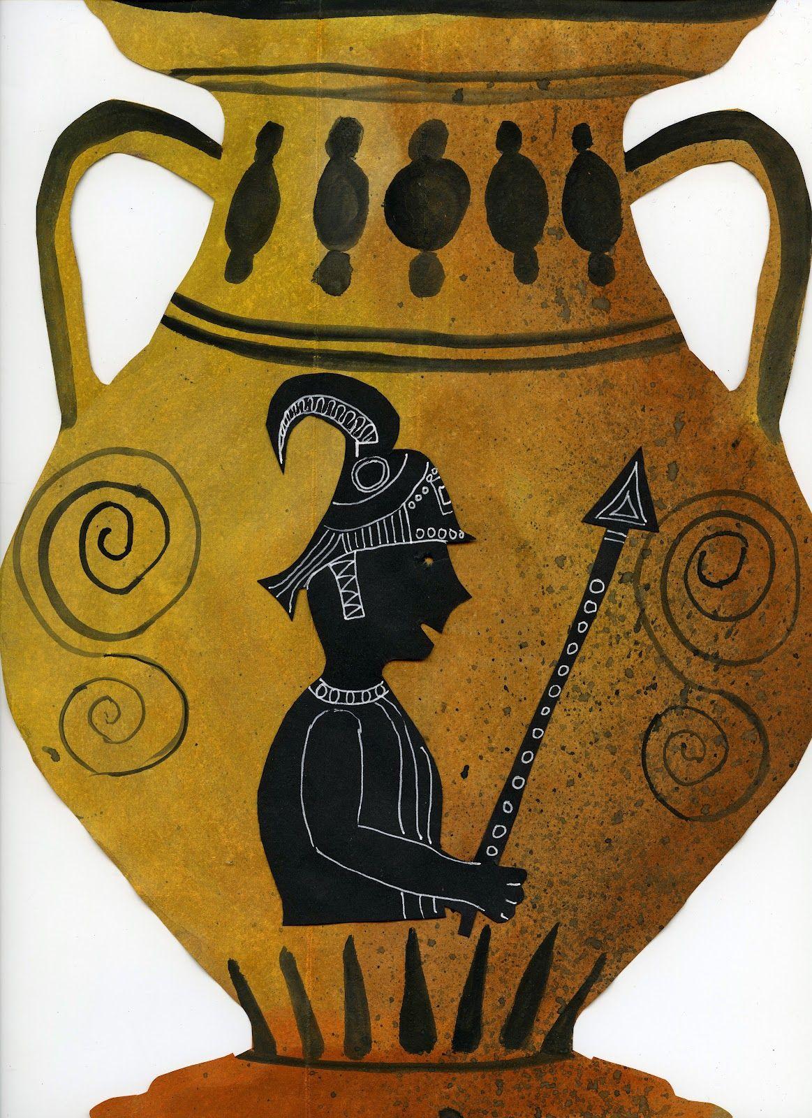 That Artist Woman Ancient Greece Art Project