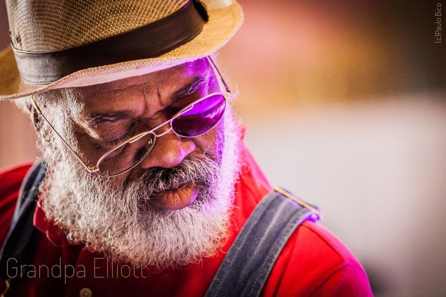 Grandpa Elliott   Paulo Bico - Fotografia