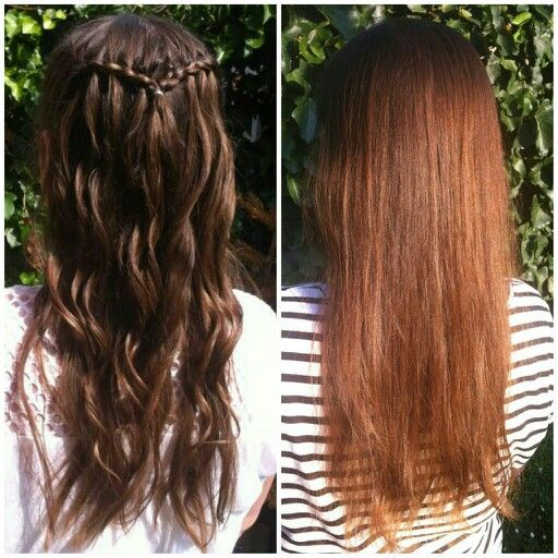 Before And After Lush Caca Brun