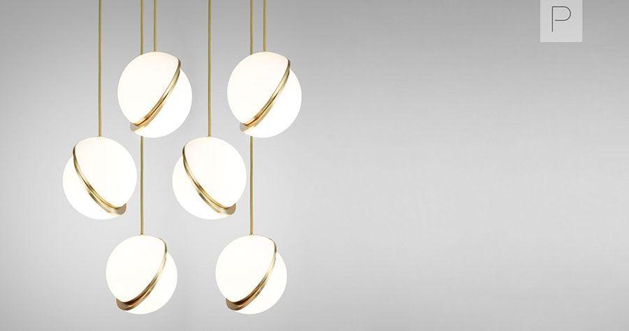 Mini Crescent Lamp By Lee Broom Ceiling Lights Lee Broom Lighting