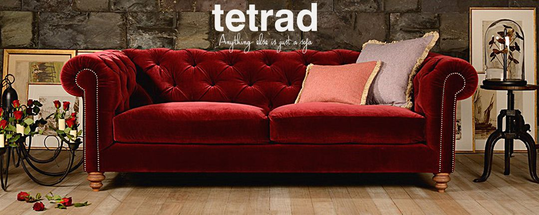 Tetrad Upholstery Coniston Sofa