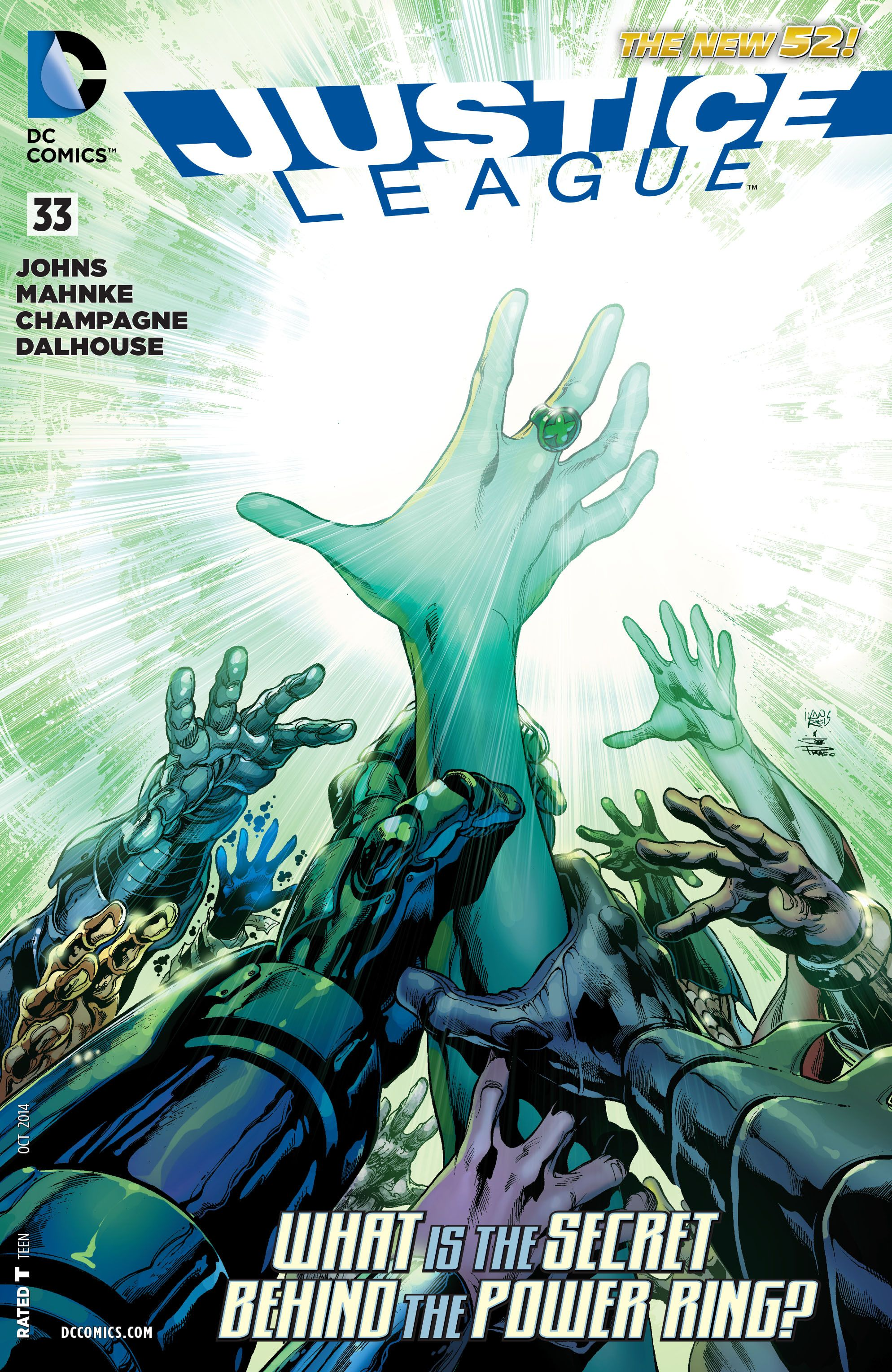 The Shocking Conclusion To The Injustice League Leads To A Startling Confrontation With The All New All Dangerous Doom Patro Justice League Dc Comics Comics