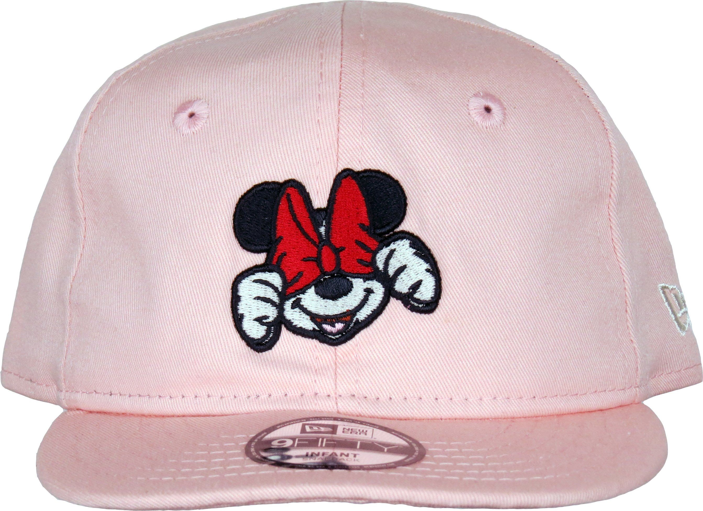 91a22f893d1 ... order new era 950 disney express infants snapback cap. pink with the minnie  mouse front