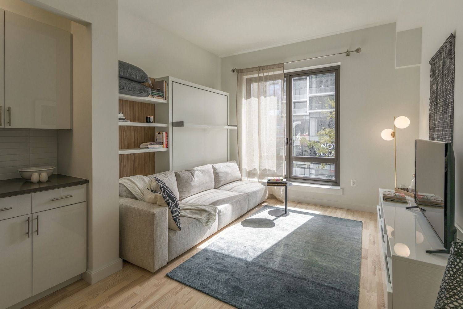 New Brooklyn rental offers some of the smallest legal
