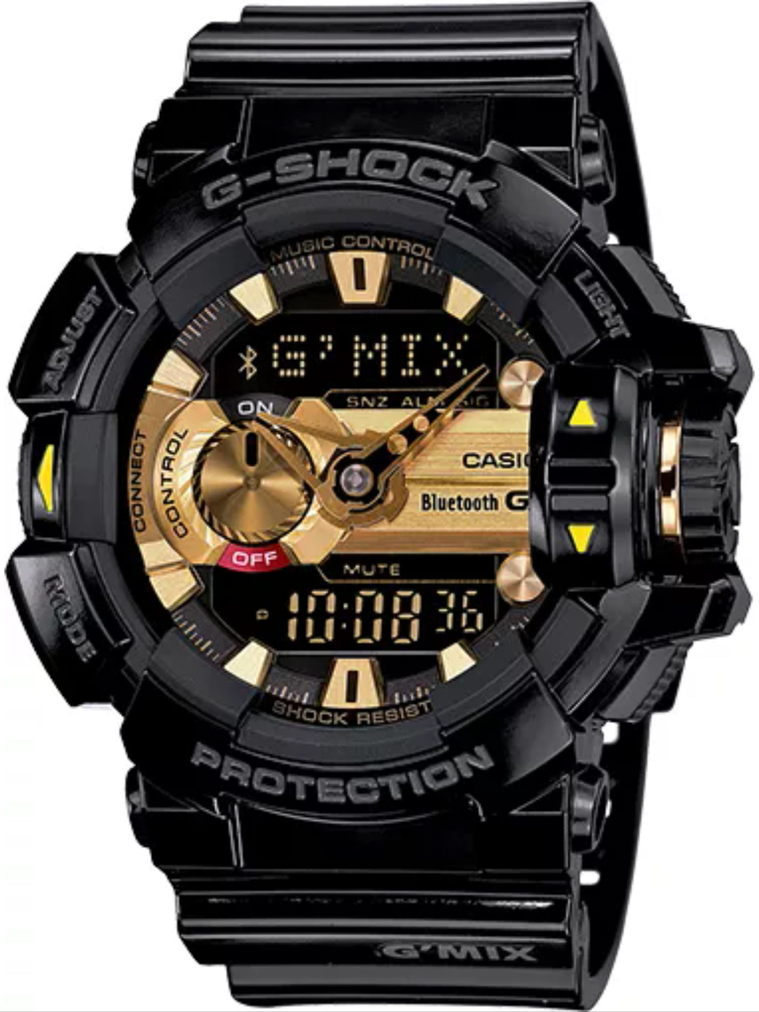 brand new 2318b d501c G_Shock Model #GBA400-1A9 Bluetooth © Smart enables linking ...