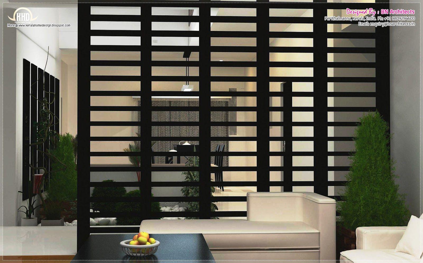 Floor Plan Views And Interiors Of Bedroom Villa House