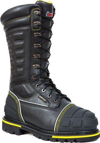 900248f710d Rocky FQ0006900 Men's H.A.M. Black Mining Boot Rocky. $290.33. ASTM ...
