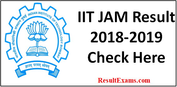Iit Jam Result 2018 2019 Iit Jam Result 2018 Iit Jam 2018 Syllabus Iit Jam 2018 Answer Key Jam 2018 Official Question Paper This Or That Questions Syllabus