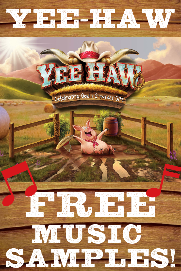 Kids Will Love The Songs Played At Yee-Haw Weekend VBS