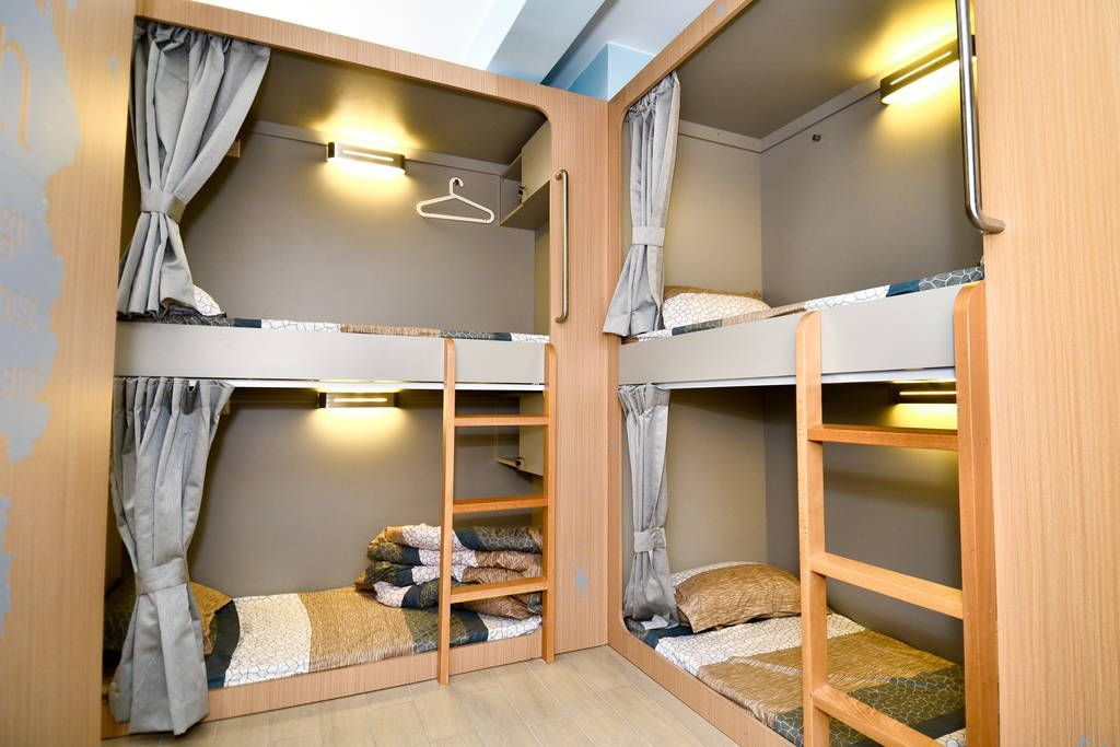 Check Out This Awesome Listing On Airbnb Stylish Hostel Bunk Bed
