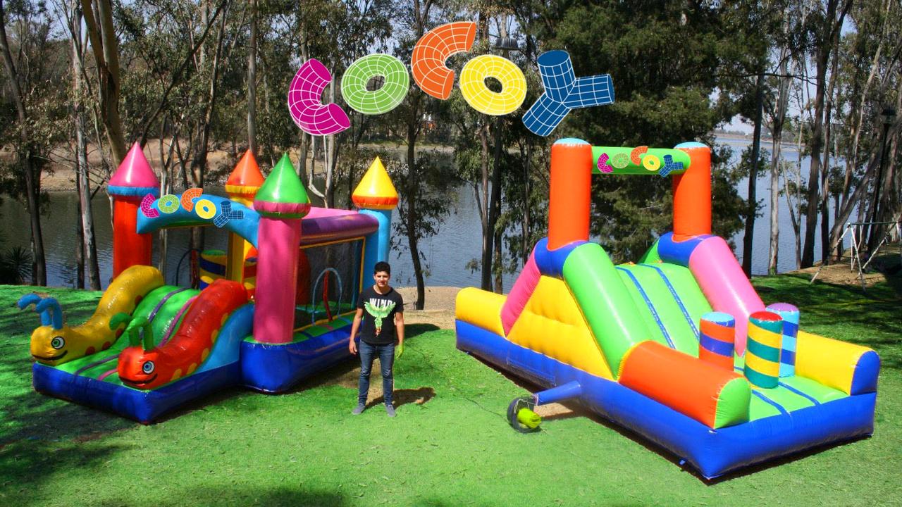Juegos Inflables Cocoy Contamos Con Mas De 50 Modelos Diferentes