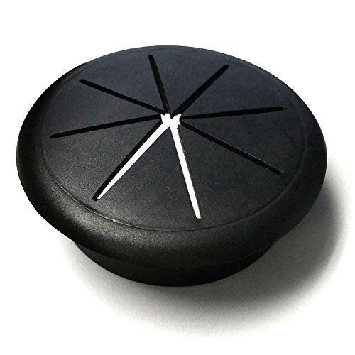 238 Flexible Desk Grommet Color Black 3 Pack Color Black Size 3 Pack Model Visit The Image Link More Details Desk Grommet Grommets Round Desk