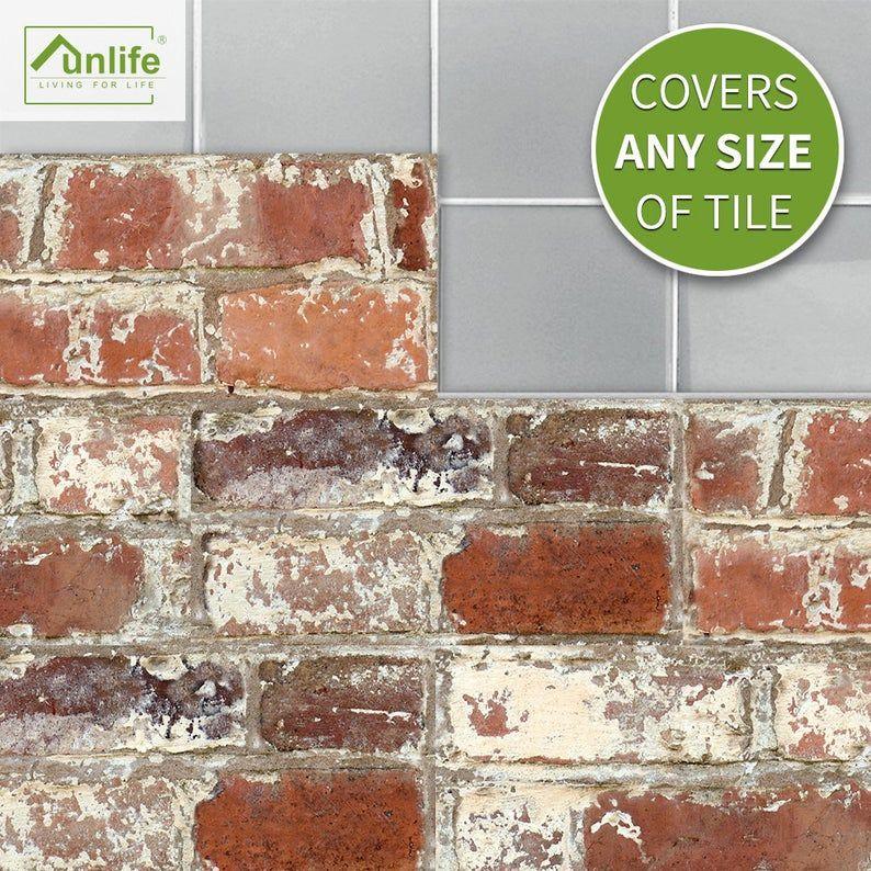 brick backsplash brick tile backsplash