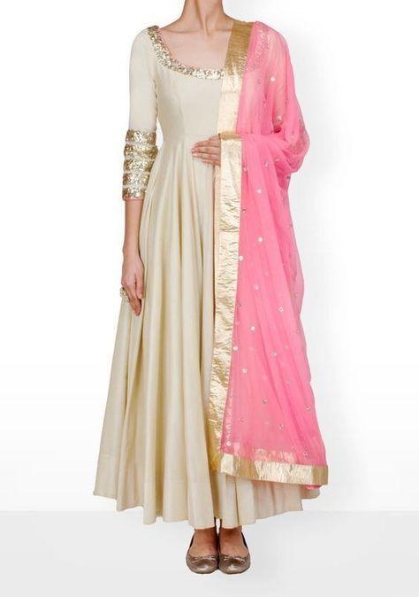 eb94fe15ad India Gherdaar Plus Size Dress Bridal Party Anarkali Suit Designer Salwar  Kameez #FatimaBi #AnarkaliKameez