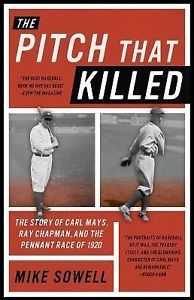 This is an enjoyable book about the 1920 Cleveland Indians and centers around Ray Chapman who died from a Carl Mays pitch