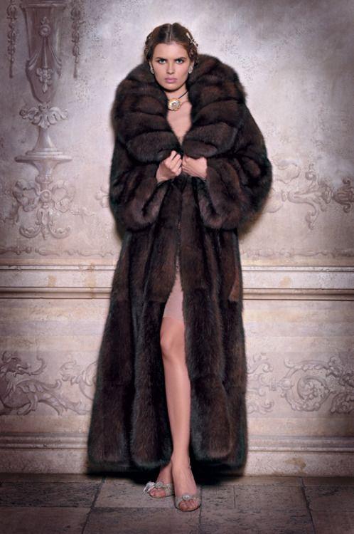 45cd8016de7 Nadire Atas on Luxury Fur Coats Fabulous Fur