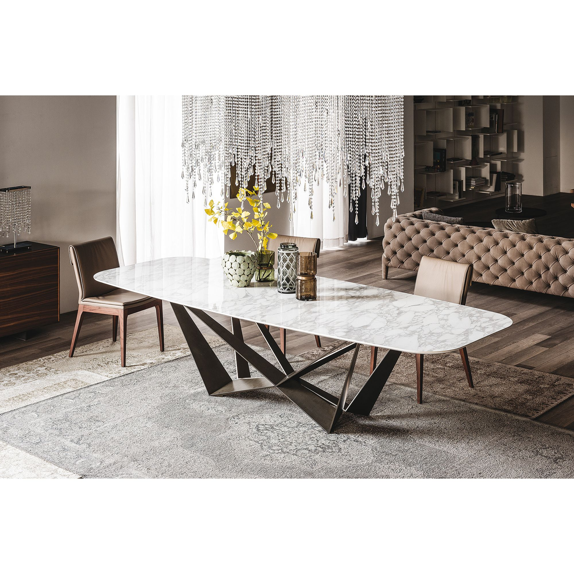 Amazing Skorpio Dining Table In 2019 Contemporary Dining Table Uwap Interior Chair Design Uwaporg
