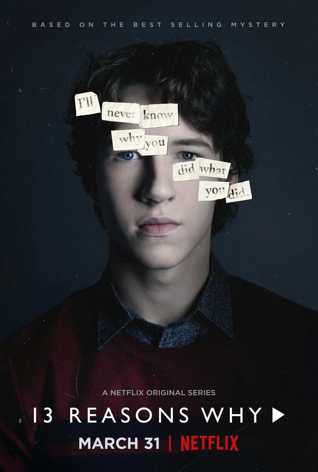 13 reasons why tyler down 13 reasons why in 2018 pinterest 13