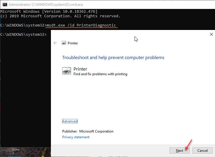 Windows 10 Printer Error Printer Port In Use, Please Wait