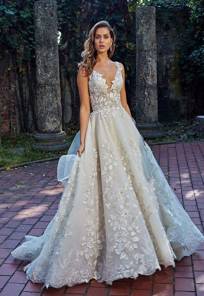 eve of milady bridal & wedding dress collection fall 2018 | brides