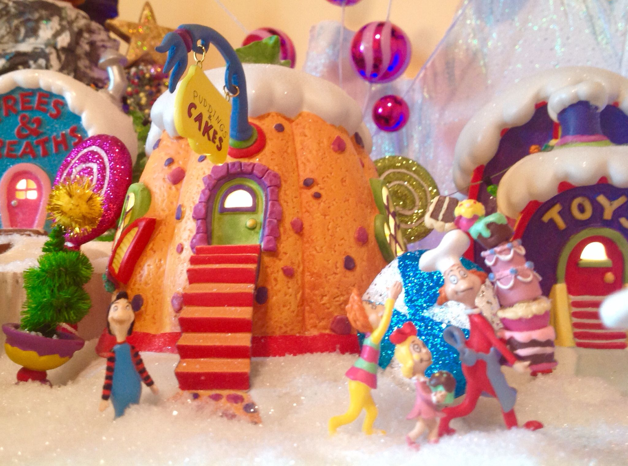 Who's Bakery   Grinch christmas, Whoville christmas ...