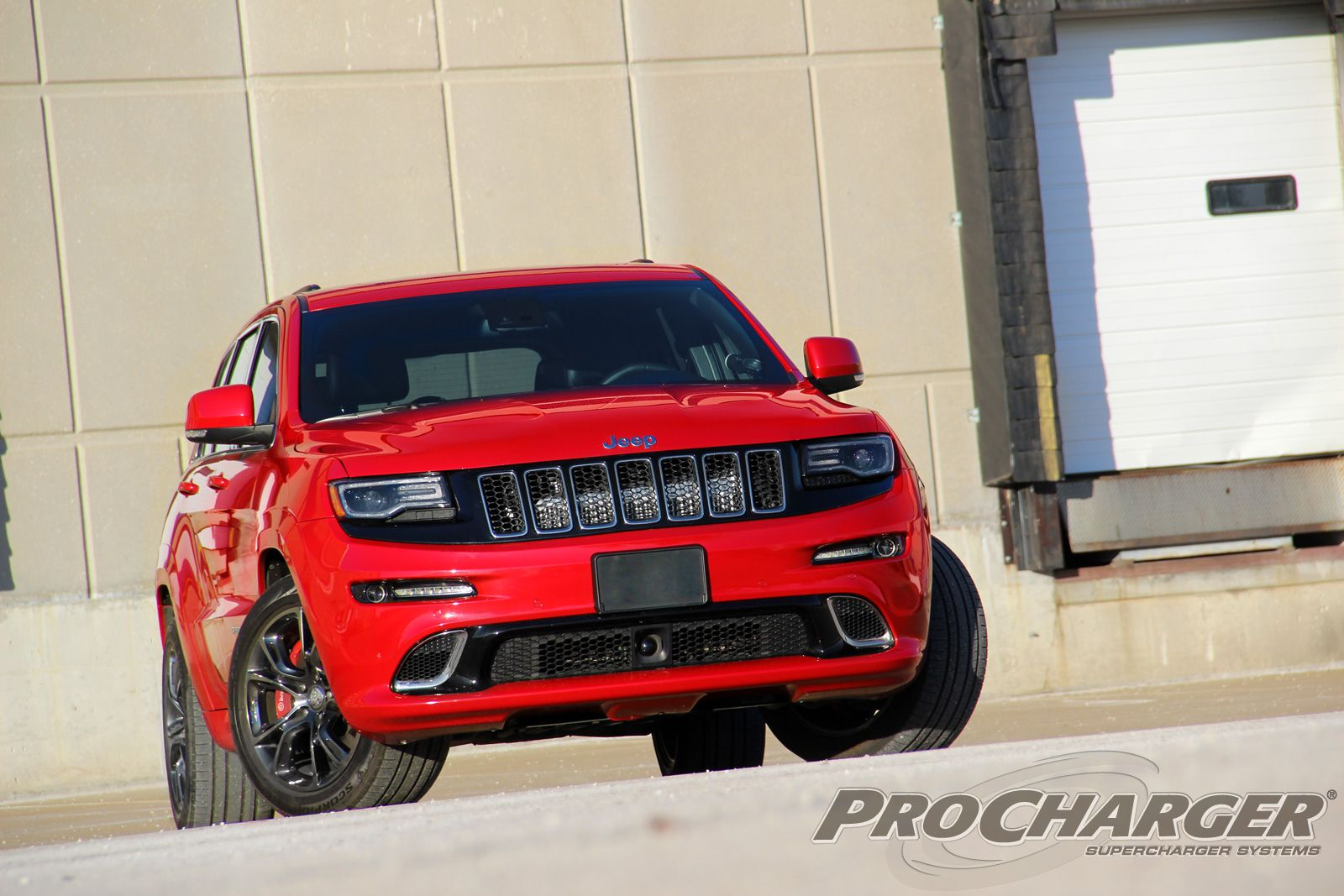 Procharger jeep srt8 wk1 intercooled supercharger system for 2006 2010 jeep grand cherokee srt8 with the bad ass hemi 6 1l www skspeed com pinterest