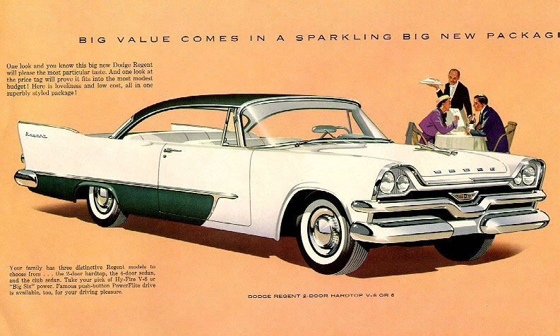 Old Car Brochure I Was Really Excited To Recently Find A Bunch Of