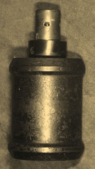 Japanese Type 99 grenade  The Type 97 revealed a flawed fuse