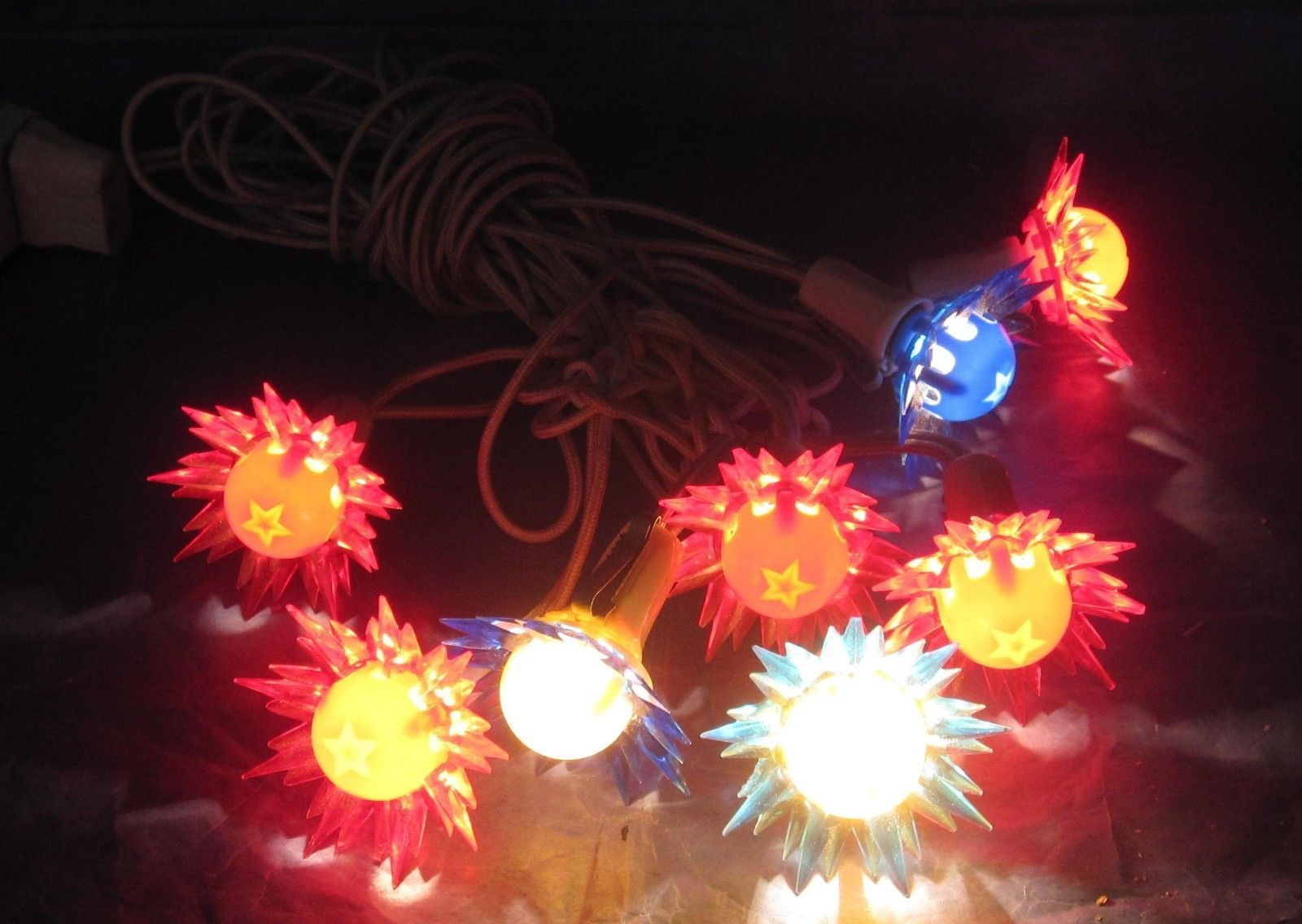 Vintage Paramount Star Lite Christmas Lights Ebay Christmas Lights Vintage Christmas Decorations Vintage Christmas