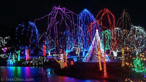 Ohio Christmas Events Calendar 2015 Christmas Events Lights Before Christmas Columbus Ohio Zoo