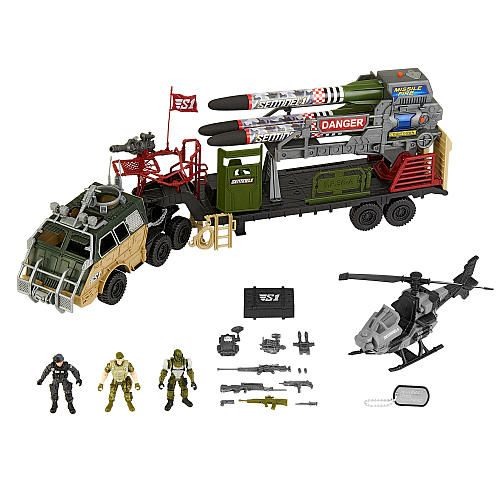 True Heroes Missile Launcher Playset Toys R Us Toys R Us
