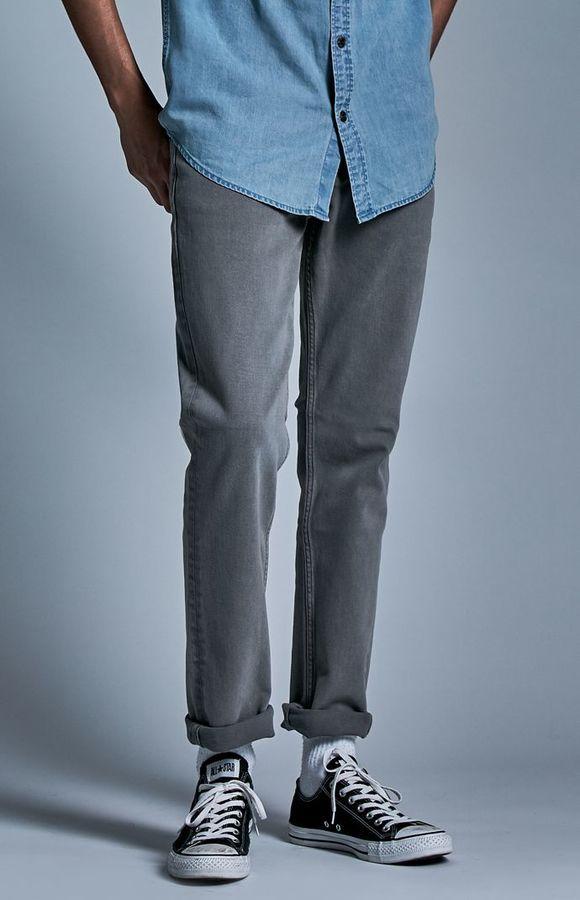 Levi's 511 Slim Fit Gray Jeans