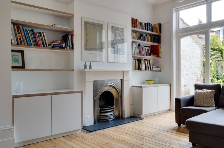 Muswell Hill Living Room