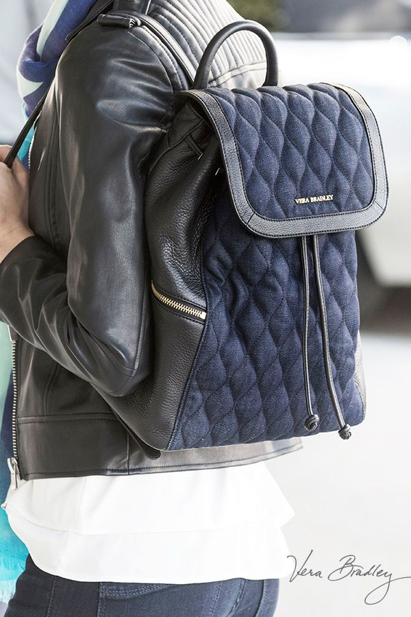c5bb21274e Amy Backpack in Sycamore Indigo Denim  Denim (a classic staple) gets an  elevated upgrade