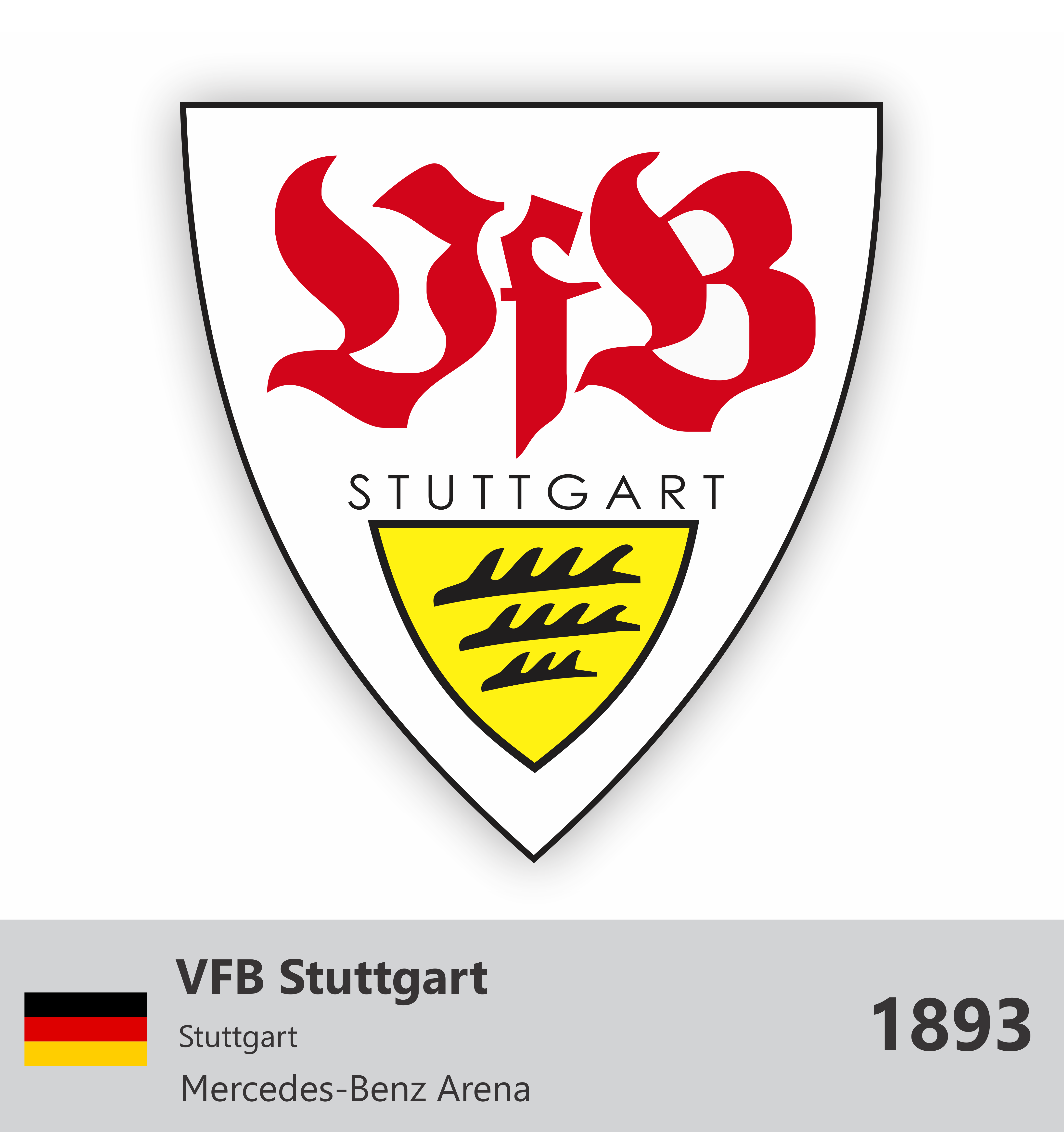 Vfb Stuttgart Vfb Stuttgart Vfb Stuttgart Logo Vfb
