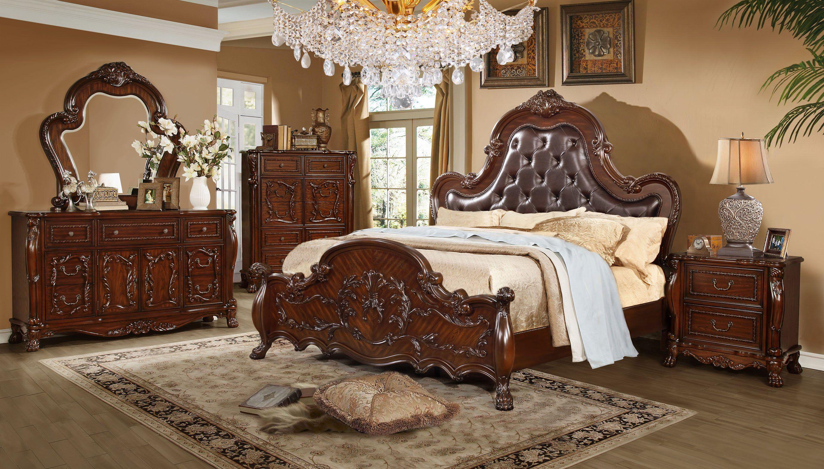 Raj Bedroom Collection Bedroom Design Your Dream House Bedroom