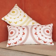 Outdoor Brights Pillow - Sunburst in April 2013 from West Elm on shop.CatalogSpree.com, my personal digital mall.