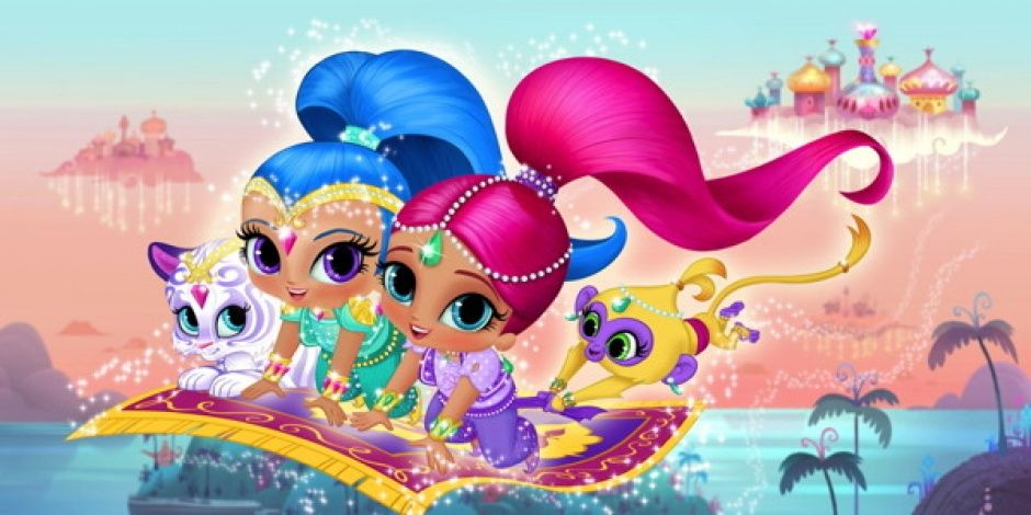 Nickelodeon partners with Fisher-Price for Shimmer and Shine toys