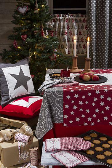 Joulutunnelmaa / Eurokangas